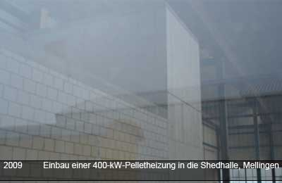 Shedhalle